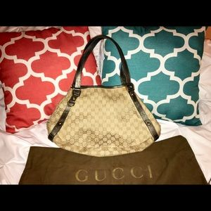 Authentic Gucci Abbey Bag